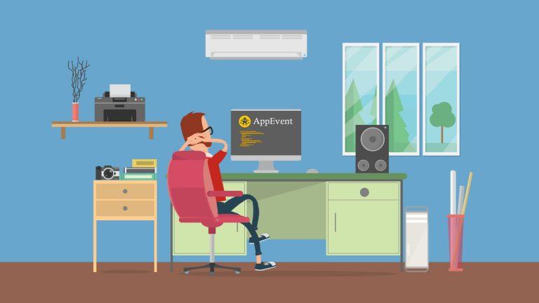 Онлайн сервис AppEvent