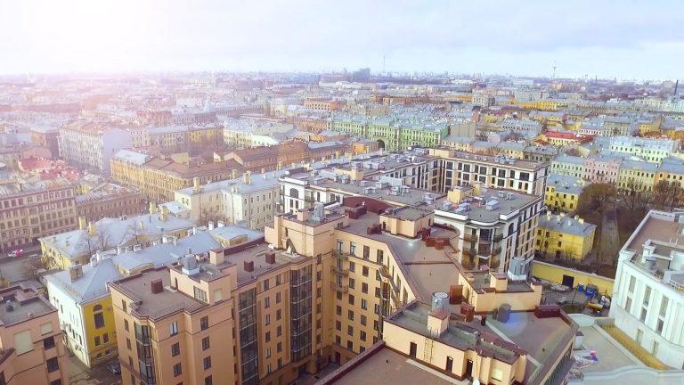 Агентство недвижимости — Невский простор